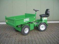 Spezialwagen: Schmitz - Mini-Kipper KL 801