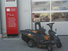 Aufsitzmäher: Herkules - Aufsitzmäher RM 970 Automatik