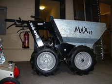 Allzwecktransporter: Muck-Truck - Minidumper MAX II