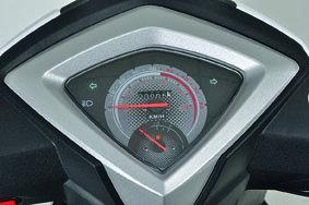 Vollständiges Cockpit