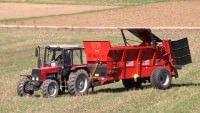 Dungstreuer: Metal-Fach - Miststreuer N274 – 10t