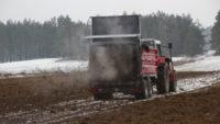 Dungstreuer: Metal-Fach - Miststreuer N280/1 – 8t