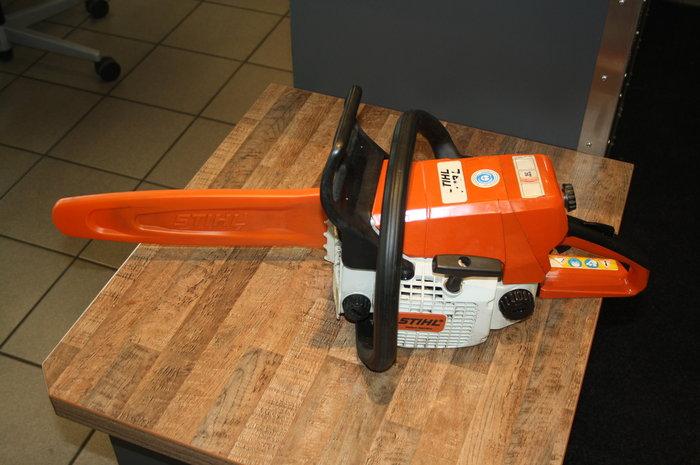 Gebrauchte                                          Hobbysägen:                     Stihl - Motorsäge Stihl 023L (gebraucht)