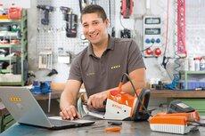 Angebote  Inspektion: SERVICE - Roboterpflege! (Aktionsangebot!)