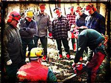 Farmersägen: FGT Motorsägenkurs - Motorsägenkurs 21.02.- 22.02.2020