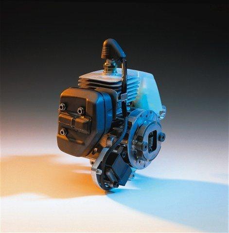 E-Tech® II Abgasemissionen werden reduziert, ohne dass auf Leistung verzichtet werden muss.