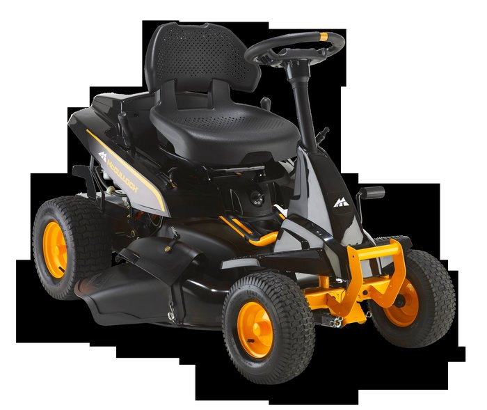 """Gebrauchte                                          Gartentraktoren:                     MC Culloch von Husqvarna - MowCart M105-77X """"AGRASSIC BRONCO"""" Hochgras-Aufsitzmäher (gebraucht)"""