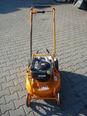 Gebrauchte                                          Benzinrasenmäher:                     AS-Motor - Mulch-Rasenmäher AS510 A Pro-Clip (gebraucht)