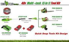 Angebote  Kombigeräte: EcoPro Tools - Multi-task Tool Kit (Schnäppchen!)