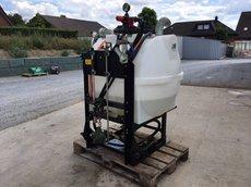 Gebrauchte Sprühtechnik: Eco Technologies - Multi Wash SW-500 Reinigungs/Bewässerungsanlage (gebraucht)