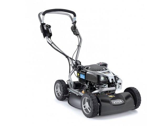 Benzinrasenmäher:                     Stiga - Multiclip Plus 50 SEV B