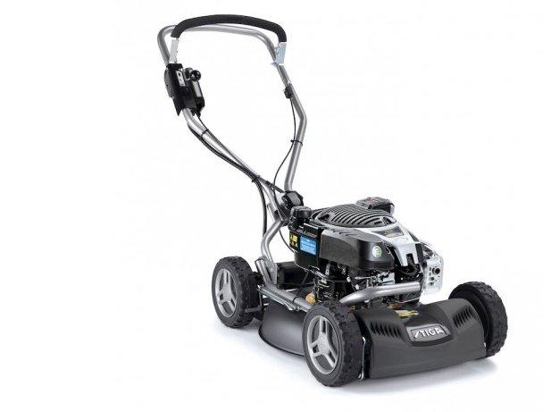 Benzinrasenmäher:                     Stiga - Multiclip Plus 50 SE B