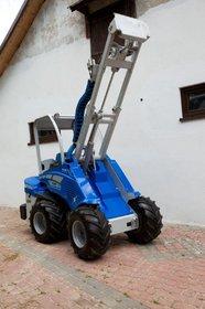 Kompakttraktoren: Antonio Carraro - SRX 9800