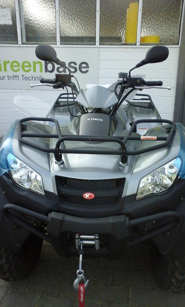 ATVs:                     Kymco - NEU - ATV/Quad MXU450i
