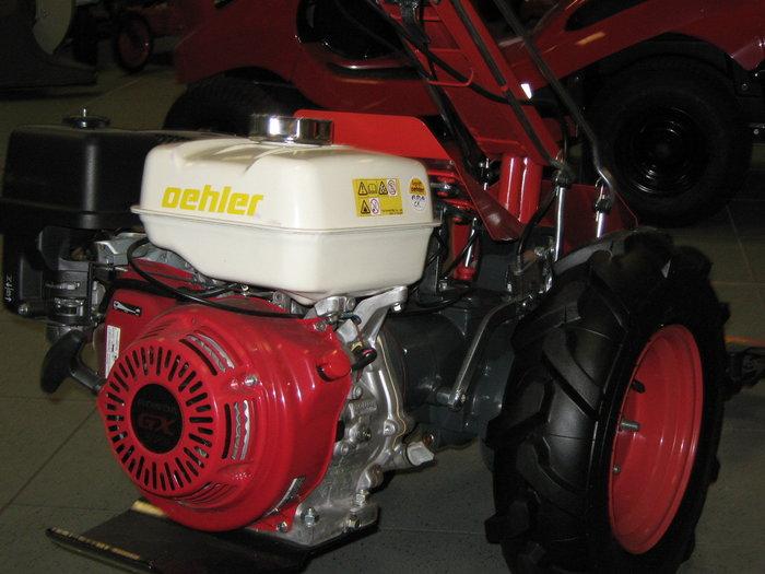 HONDA-Viertaktmotor 6,6 kW (9 PS)