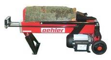 Holzspalter: Posch - HydroCombi 26 E7,5D-R