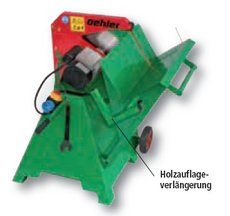 Wippkreissägen: Posch - Wipp-Säge mit Benzinmotor WB 9,7