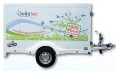 Gartentechnik: Oeliatec - Oeliatec Brehat - Unkrautbekämpfung mit Heißwasser