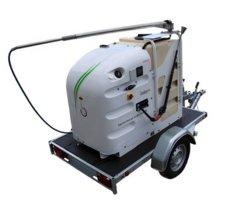 Gartentechnik: Oeliatec - Oeliatec Hoedic Skib- Unkrautbekämpfung mit Heißwasser