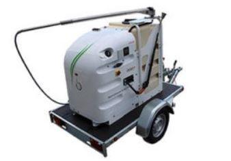 Gebrauchte                                          Bodenpflegetechnik:                     Oeliatec - Oeliatec Houat 500 Heißwasser Unkrautbekämpfung (gebraucht)