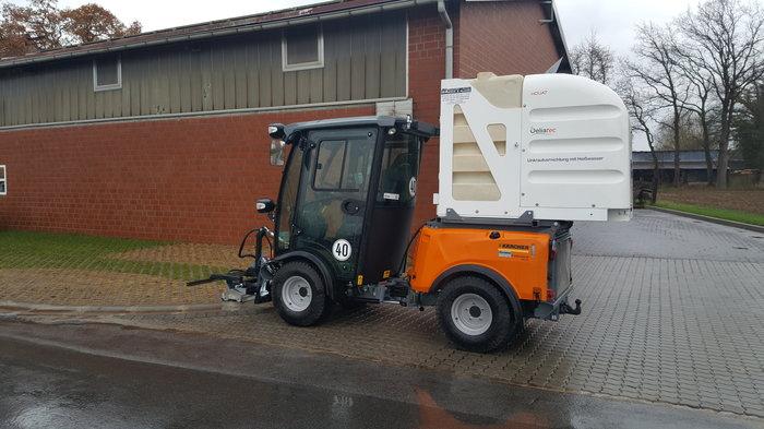 Gebrauchte                                          Bodenbearbeitungsmaschinen:                     Oeliatec - Oeliatec Houat 500 Heißwasser Unkrautbekämpfung (gebraucht)