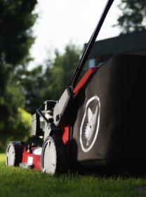 Benzinrasenmäher: Wolf-Garten - Omega 53 B S