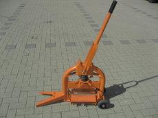 Gebrauchte Schneidemaschinen: Optimas - Optimas Steinspalter  (gebraucht)