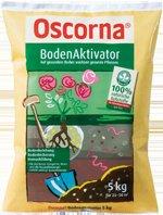 Rasendünger: OSCORNA - Oscorna-BodenAktivator