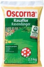 Rasendünger: OSCORNA - Oscorna-Rasaflor Rasendünger