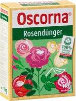 Rasendünger: OSCORNA - Oscorna-Rosendünger