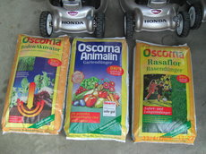 Gartentechnik: Oscorna - Oscorna