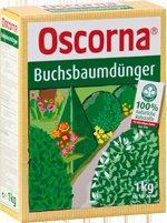 Rasendünger: OSCORNA - Oscorna Buchsbaumdünger