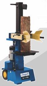 Holzspalter: Scheppach - Ox 7-2520 400V/50Hz