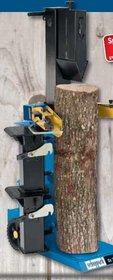 Holzspalter: Scheppach - Ox 1-650