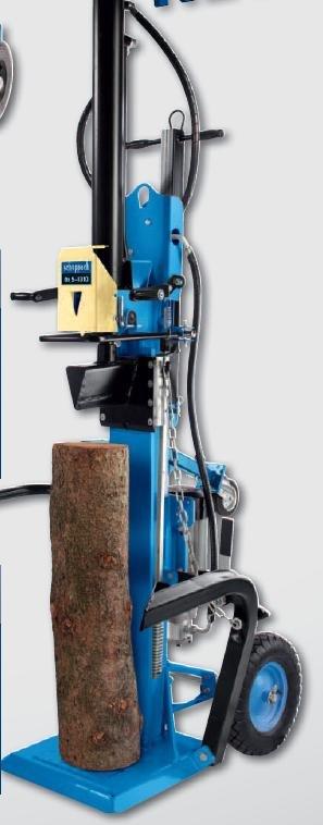 Holzspalter:                     Scheppach - Ox 5-1310