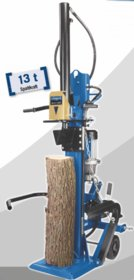 Holzspalter:                             Herkules - PS 8110 (8,5 Tonnen)
