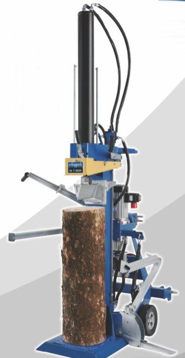 Holzspalter:                     Scheppach - Ox 7-2020 Gelenkwellenantrieb