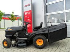Gebrauchte  Gartentraktoren: Partner - P1292 RB (gebraucht)