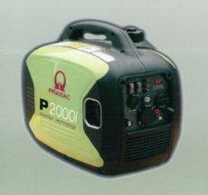 Gartentechnik: Pramac - P2000i