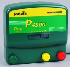 Akkugeräte: Patura - P4 Weidezaungerät 12V + 230V