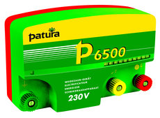 Netzgeräte: Patura - P6500 Weidezaungerät 230V