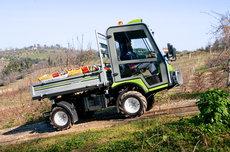 Allzwecktransporter: Grillo - PK 6000 4WD