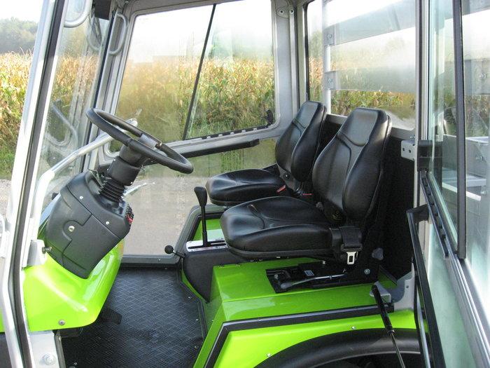 Gebrauchte                                          ATVs:                     Grillo - PK 600 4x4 (gebraucht)