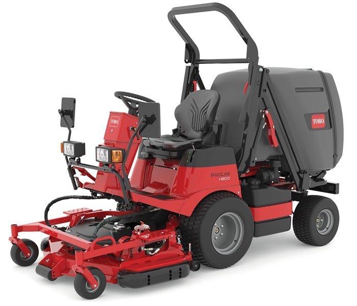 Gebrauchte                                          Profirasenmäher:                     Toro - PLH 800 Proline  4WD (gebraucht)