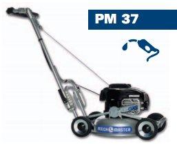 Profirasenmäher:                     Mulchmaster - PM 37