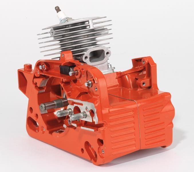 Solider Motorblock aus Magnesium-Druckguss