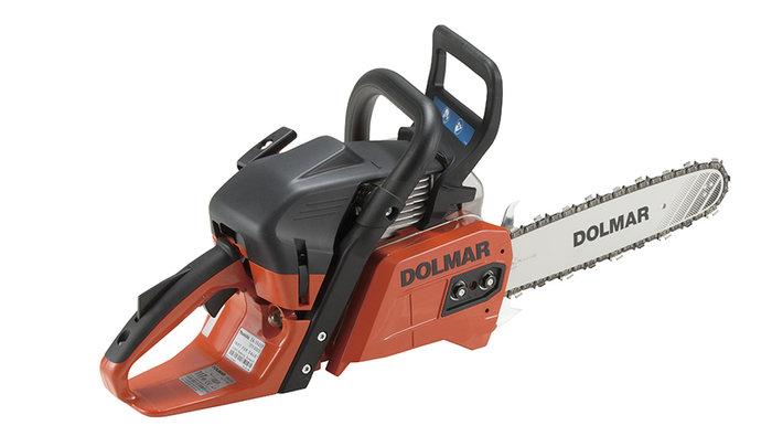 Farmersägen:                     Dolmar - PS-550
