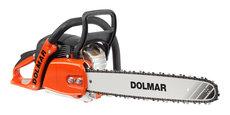 Profisägen: Dolmar - Motorsäge