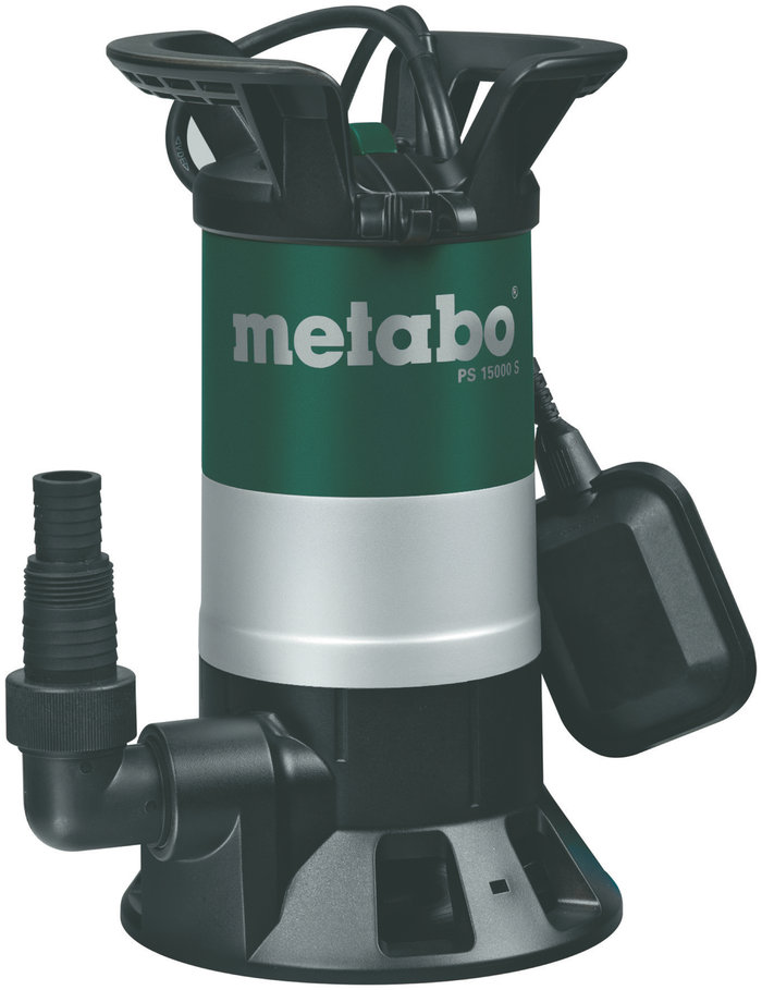 Tauchpumpen:                     Metabo - PS 15000 S