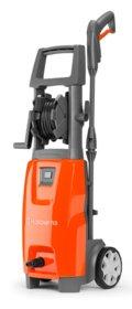 Kaltwasser-Hochdruckreiniger: Kränzle - B 16/220 mit Edelstahlfahrgestell, Drehzahlregulierung und Schlauchtrommel